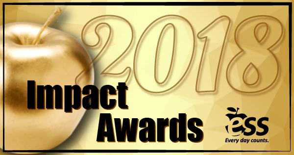 2018 ESS Impact Awards