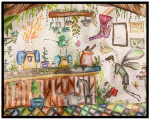 ESS Art Contest Winner (6-8): Jake Roper
