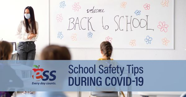 School Safety Tips During Covid-19