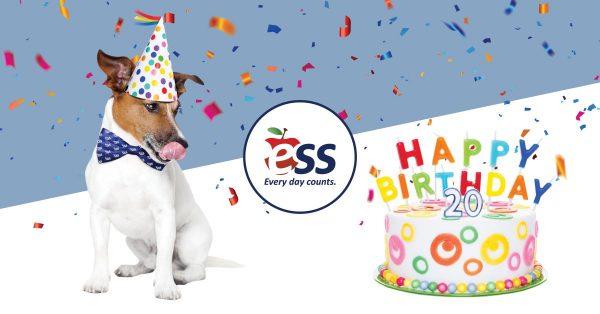Happy 20th Birthday, ESS!