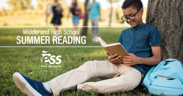 Middle and High School Summer Reading Suggestions