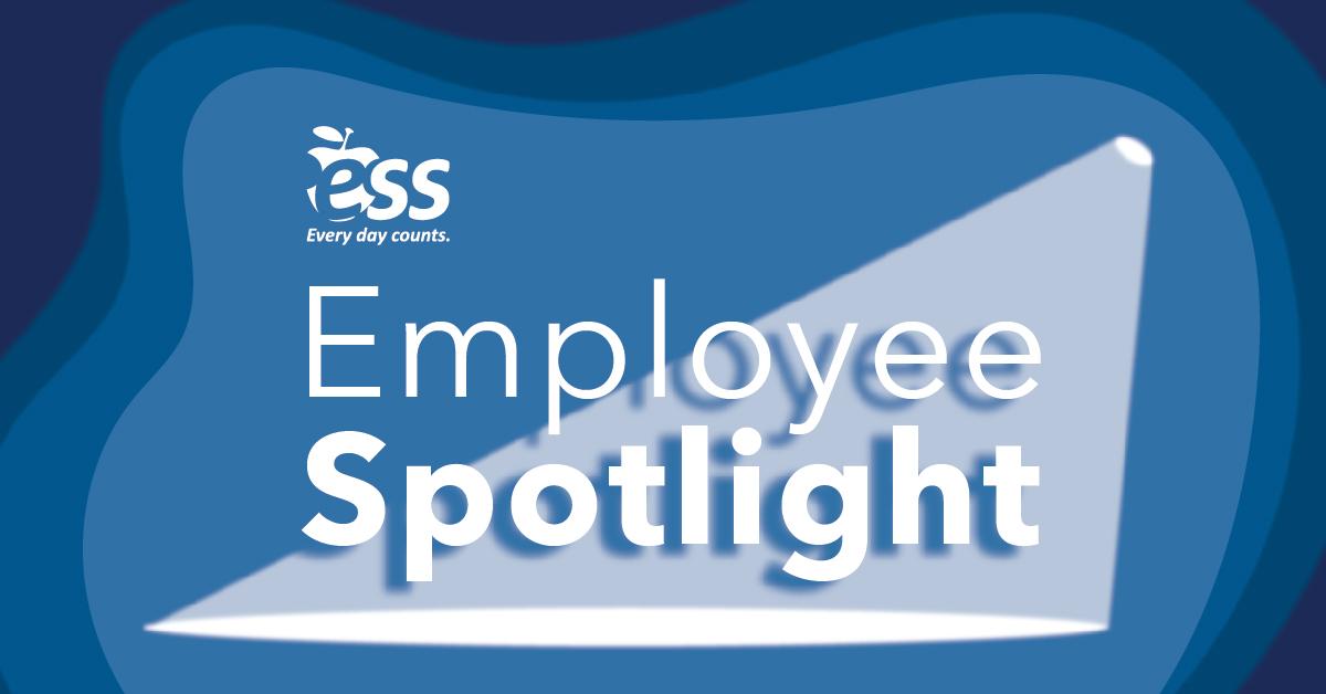 ESS Employee Spotlight: Ronald Kimbrew