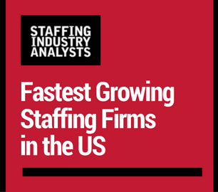 SIA's 2016 List of Fastest Growing Staffing Firms
